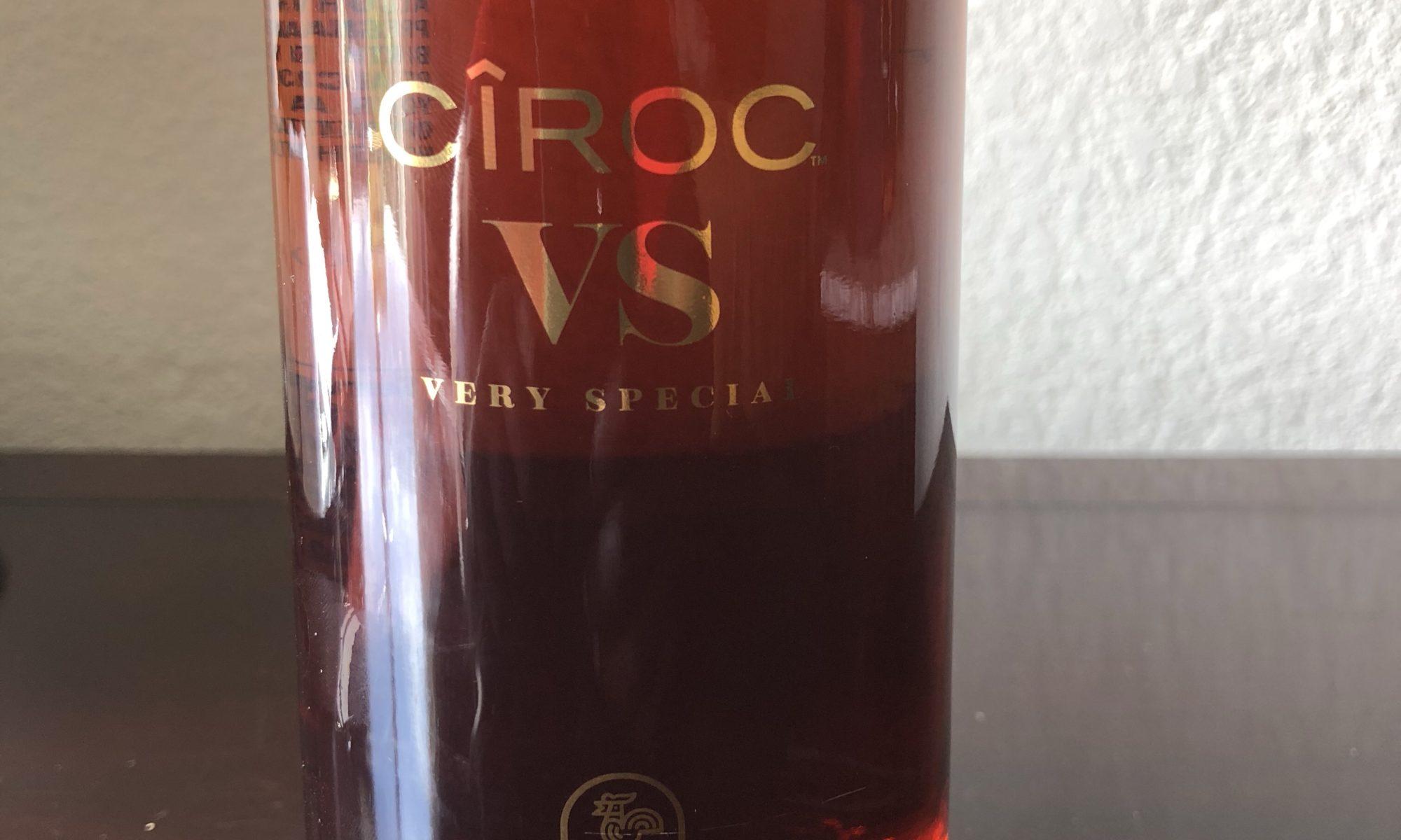 Ciroc VS French Brandy
