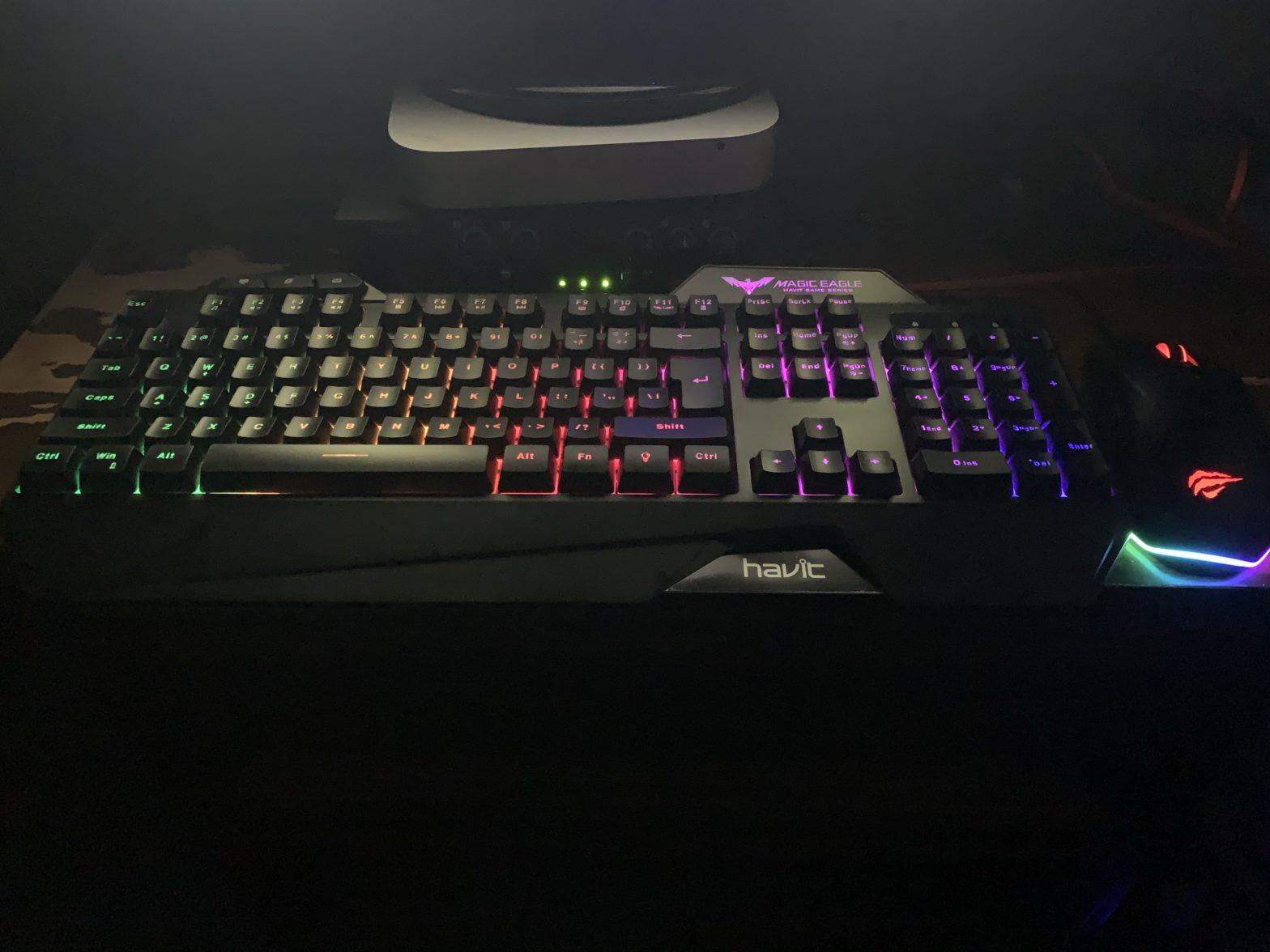 HAVIT HV-KB391L Gaming Keyboard